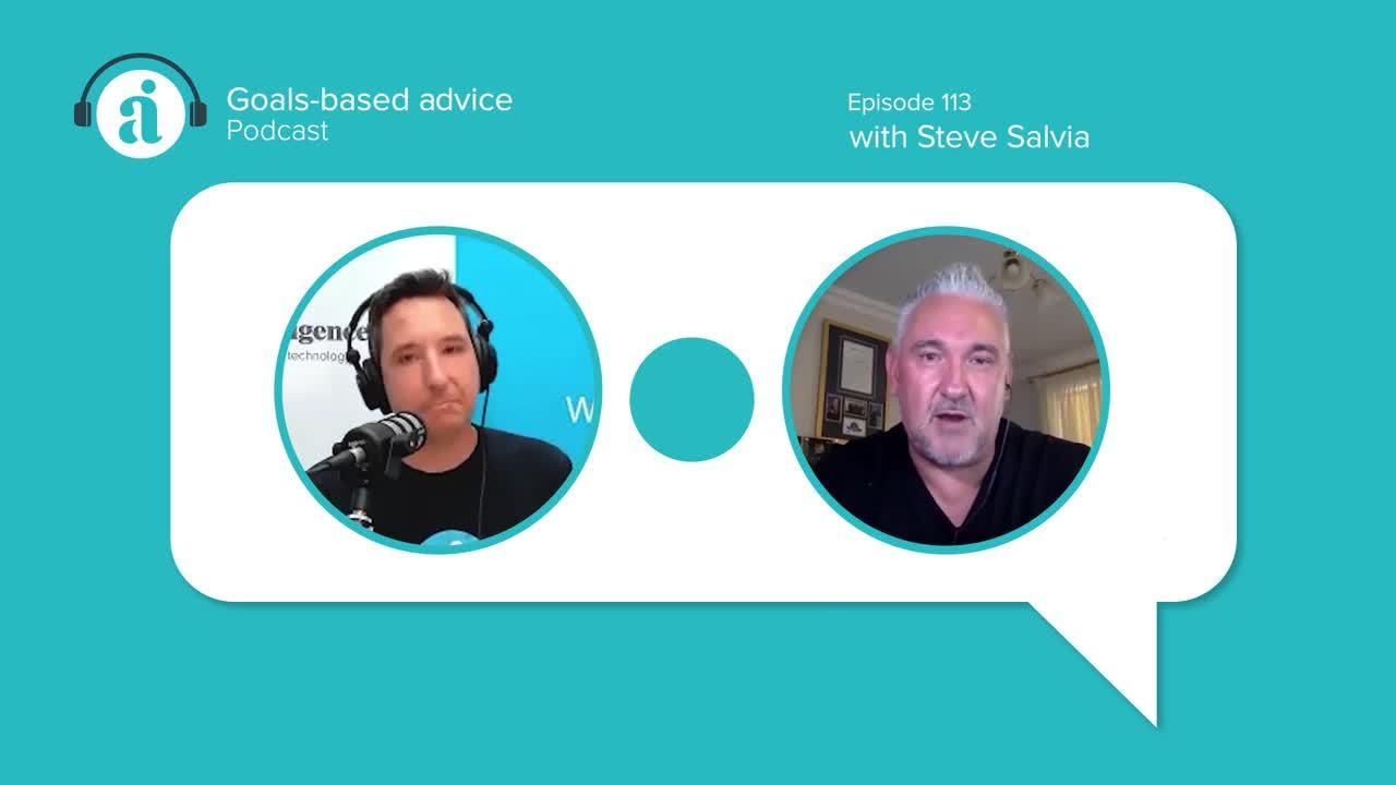 Episode 113 Steve Salvia