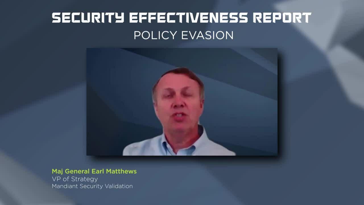 Security Effectiveness Report