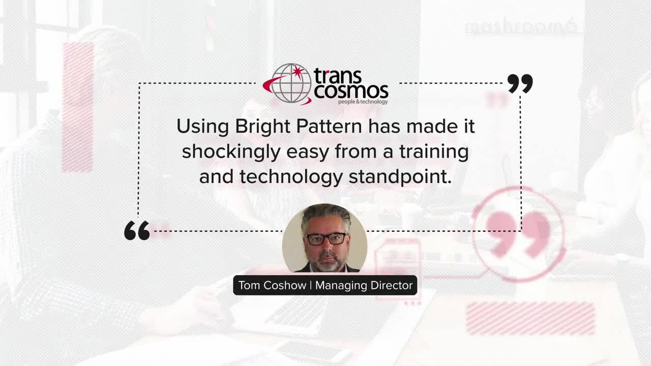 Bright Pattern Trade Show Video