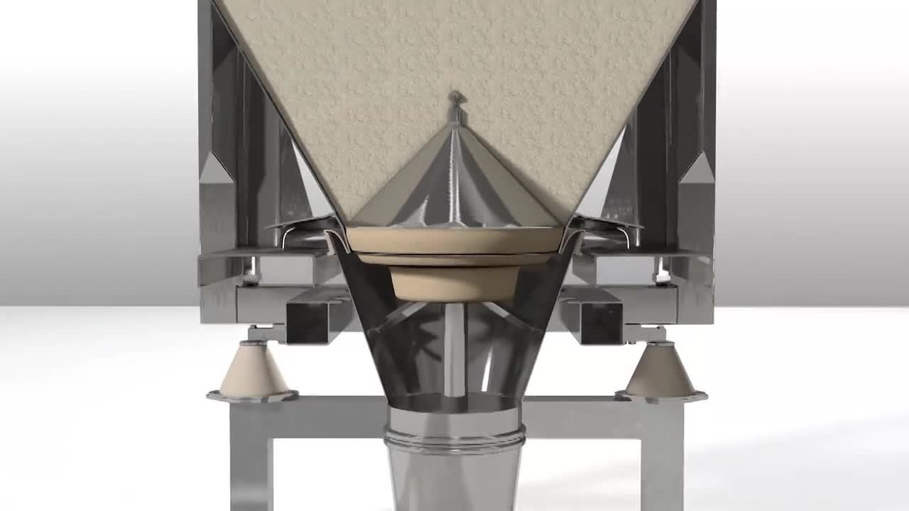 Matcon Cone Valve Technology Animation