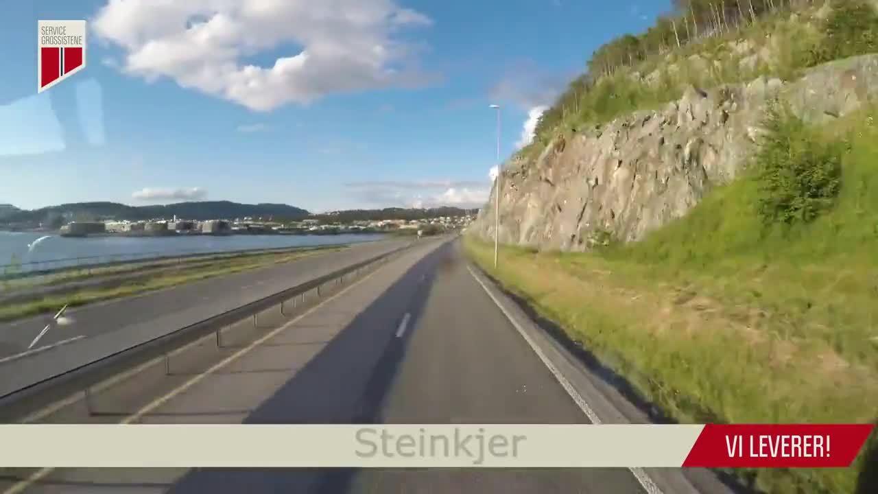 Servicegrossistene Norge på langs
