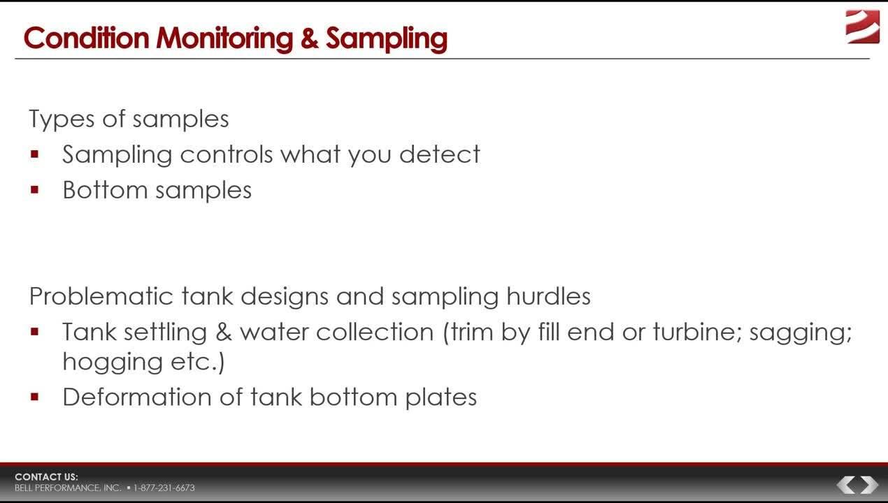 Fuel Microbiology & ATP Testing_Q2 2018 sales meeting training