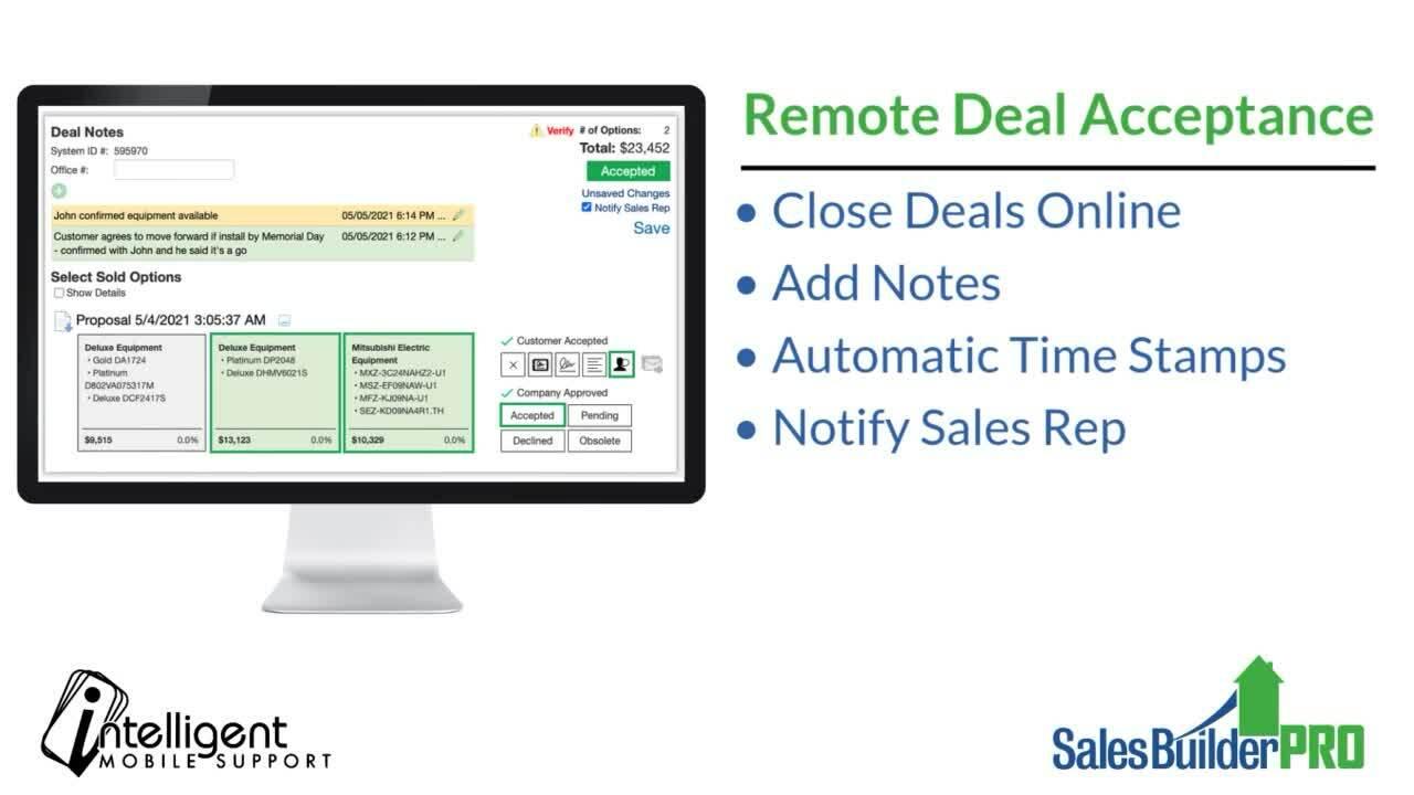 DM02 Remote Deal Acceptance v1