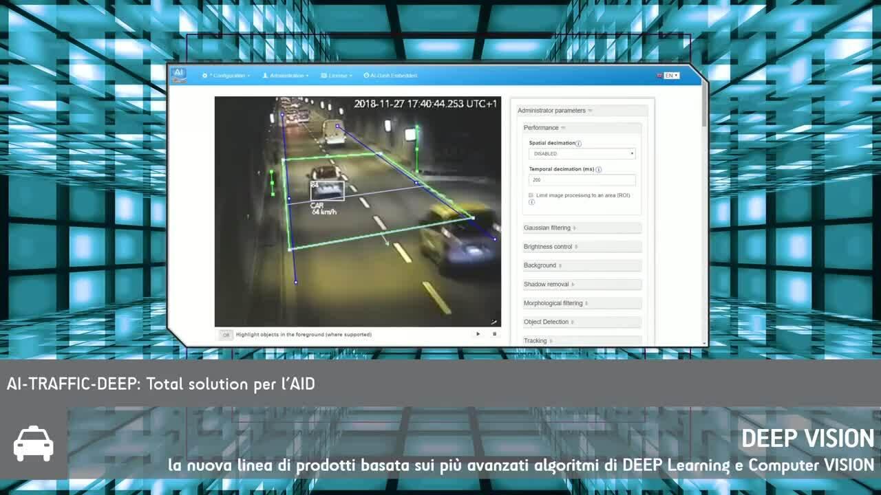 AI-Traffic DEEP