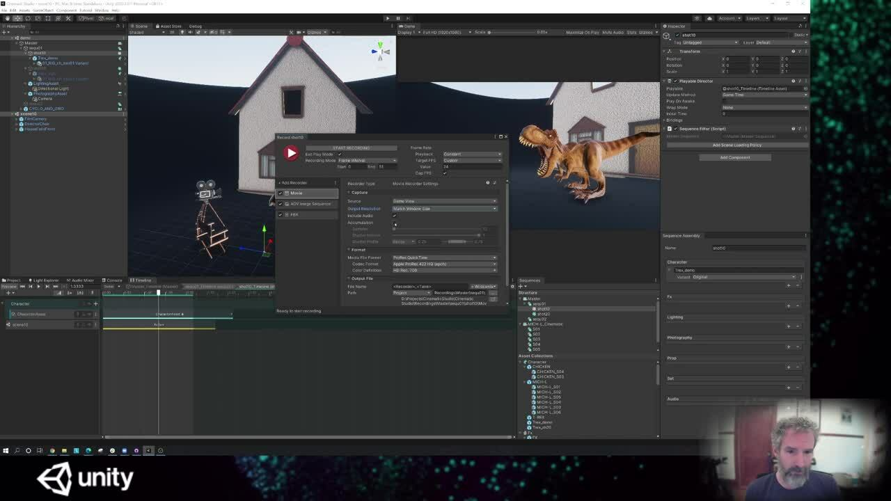 Powerful Animation Creation with Unity's Newest Tools for Filmmakers