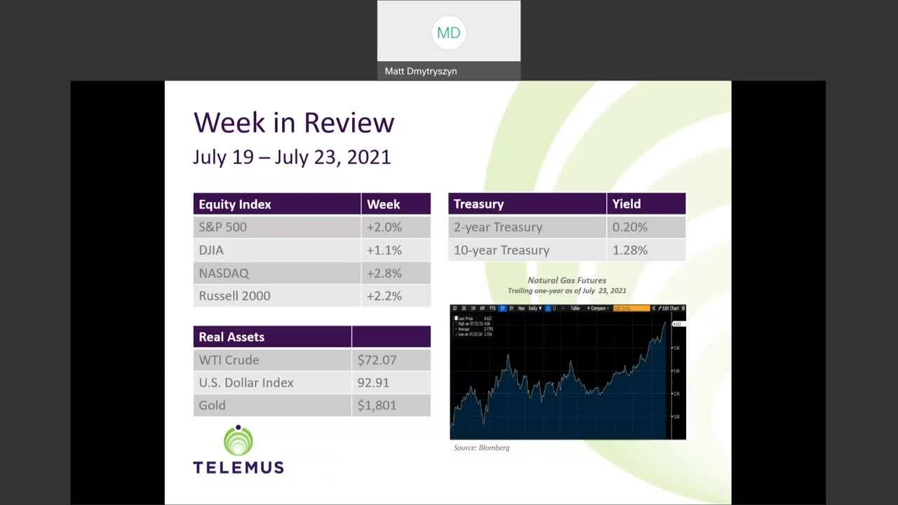Week in Review July 26