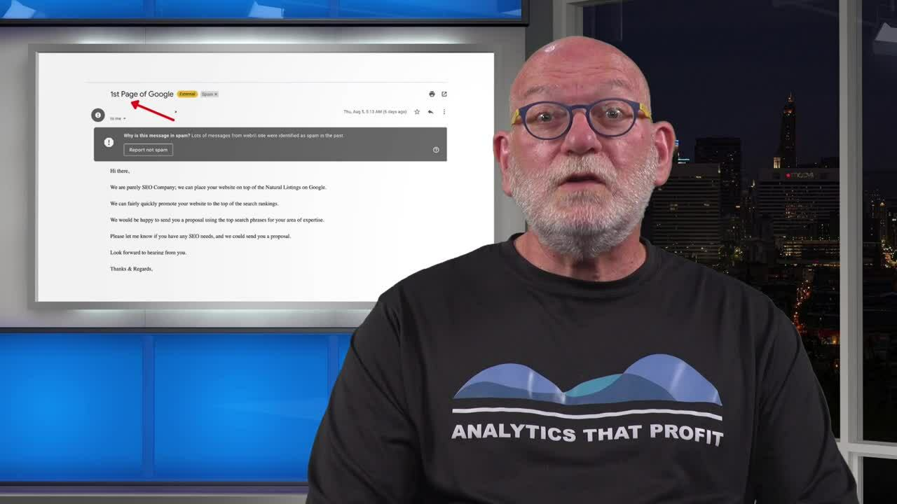what is SEO_ how to spot a scam _analytics that profit