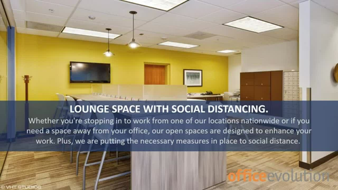 Virtual Tour of Office Evolution in Broomfield CO