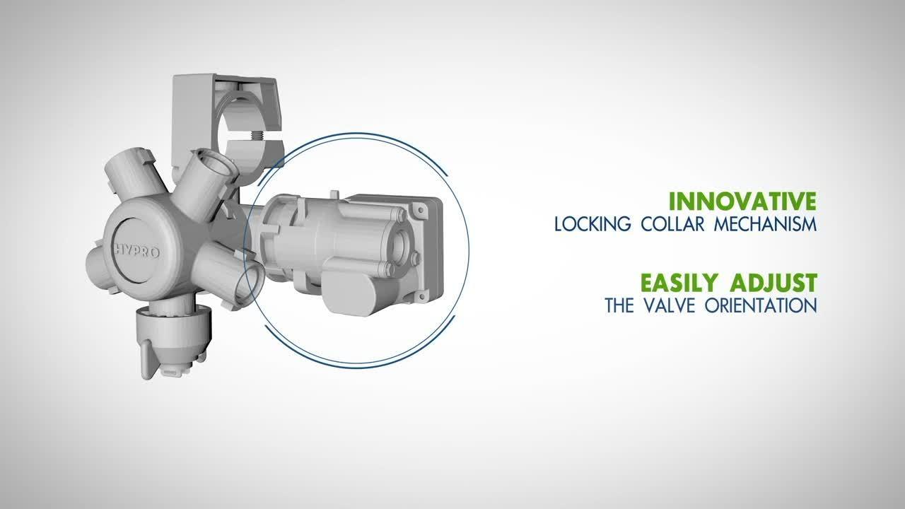 KV iXflow-E circulation system