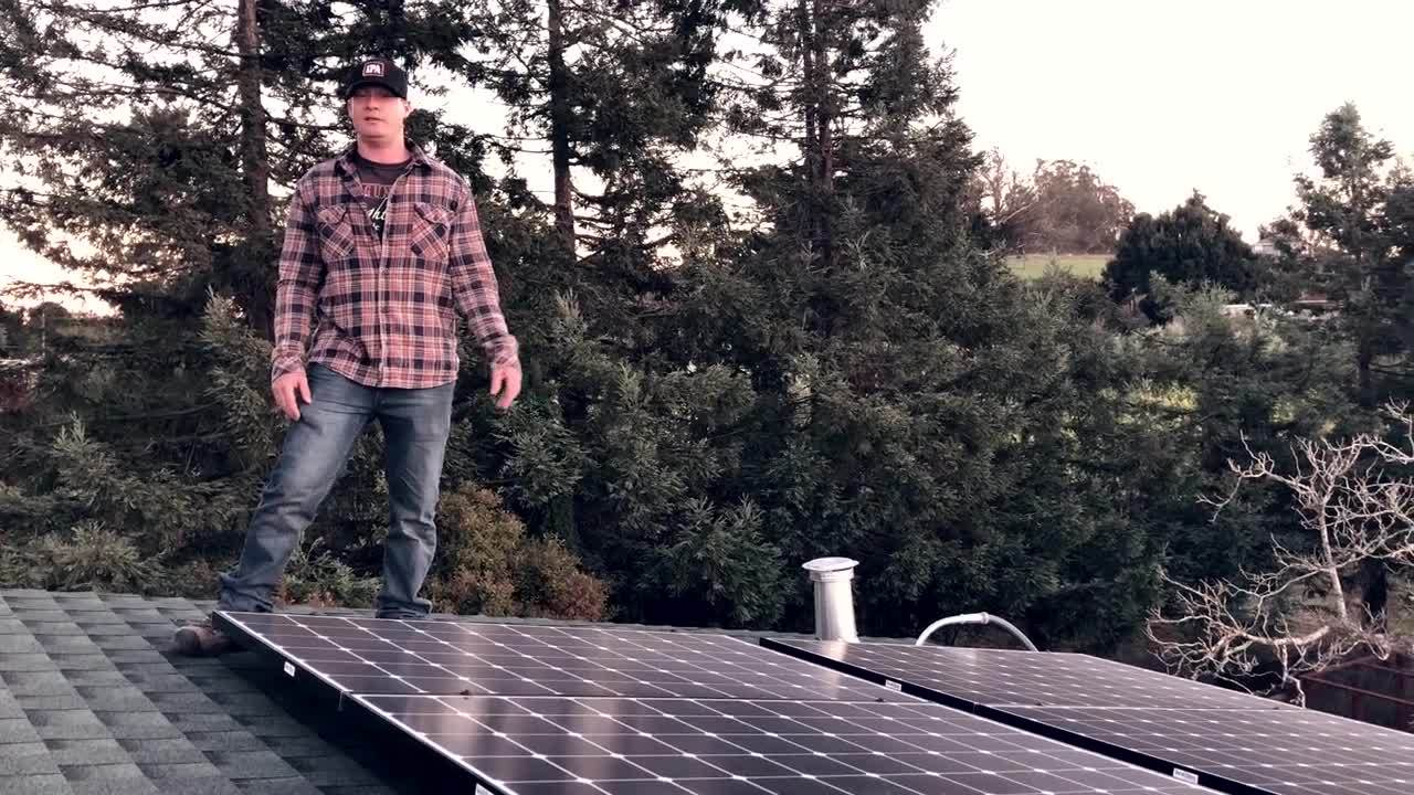 Wholesale Solar Author At Blog Simplified Diagram Showing How Power Sysetm Works This Months Winner Ryder M Was Kind Enough To Give Us A Quick Tour Of The 42 Kw Grid Tied System He Built Out In Petaluma Ca Take Look