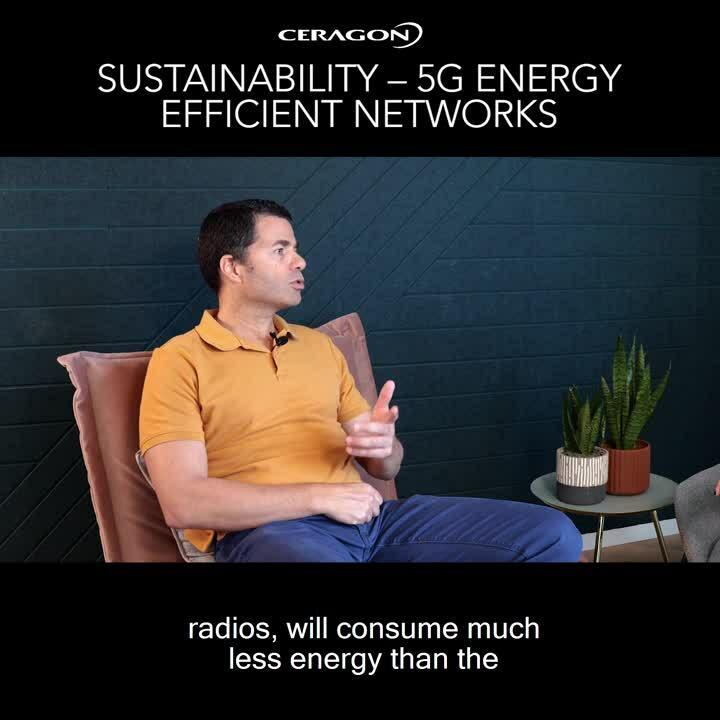 Sustainability - 5G Energy Efficient Networks