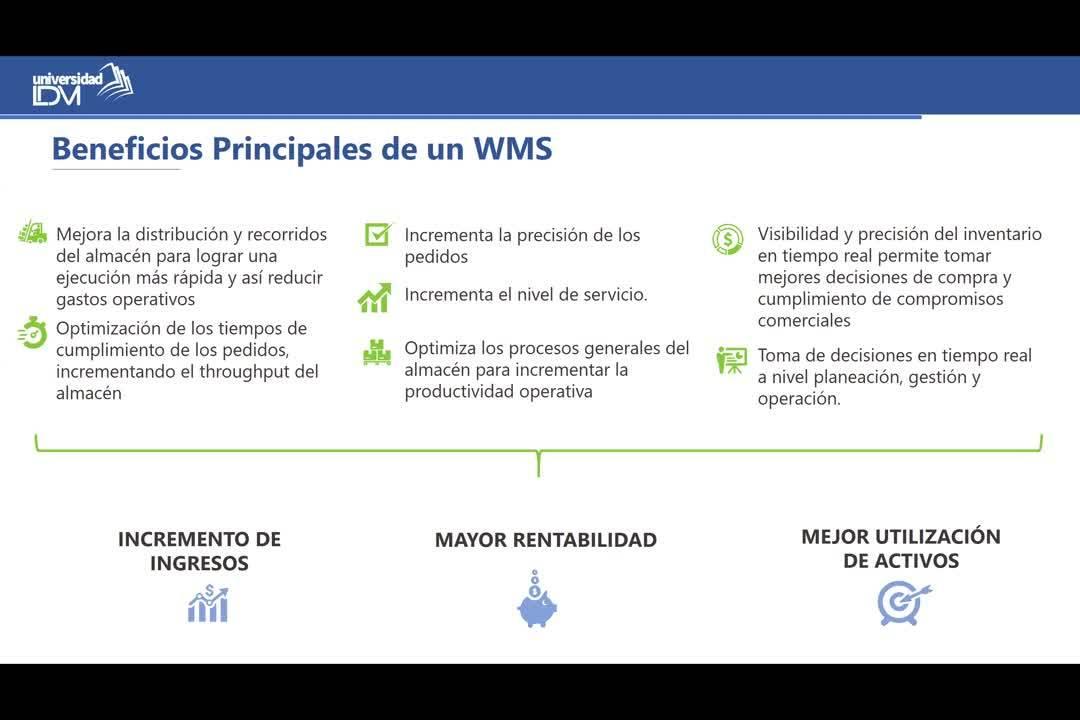Cómo integrar el WMS a mi negocio
