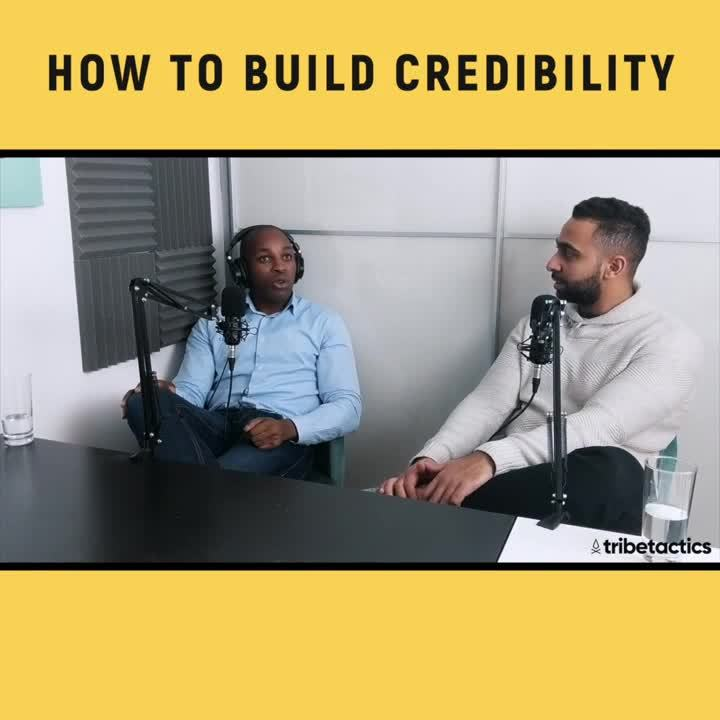 How to Build Credibility as a Startup