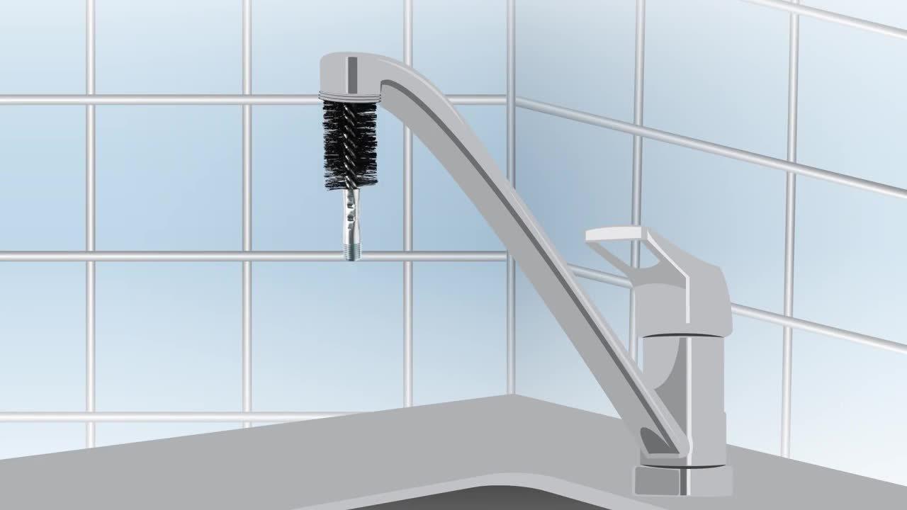 Faucet Aerator Dual Spray
