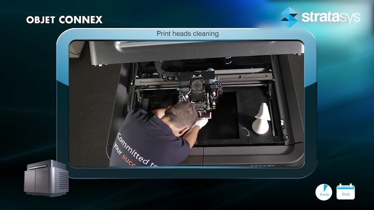 Print Heads Cleaning - Connex %>