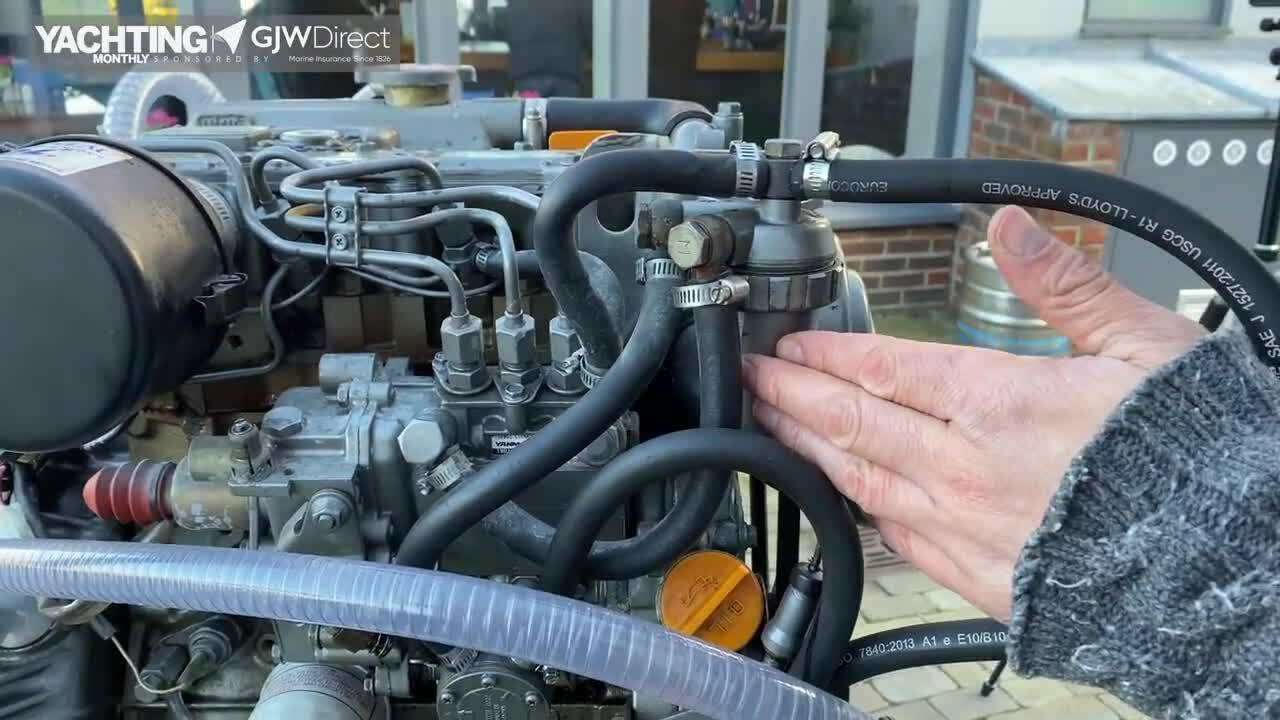 How to- troubleshoot your marine diesel fuel system - Yachting Monthly
