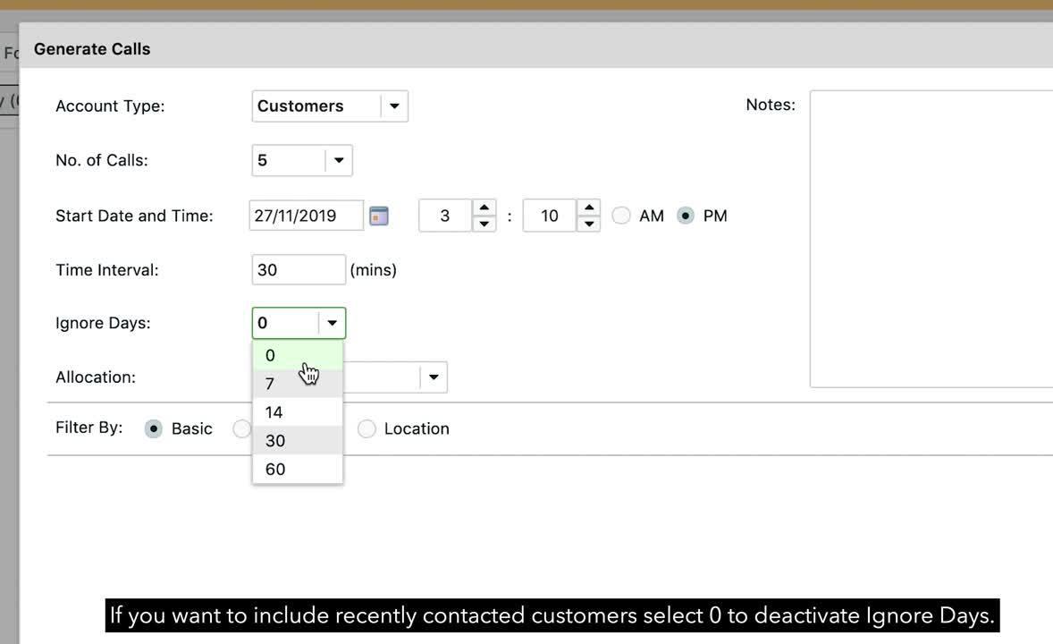 sales-i on Desktop_8b_Using the Generate Calls Function on sales-i_V2