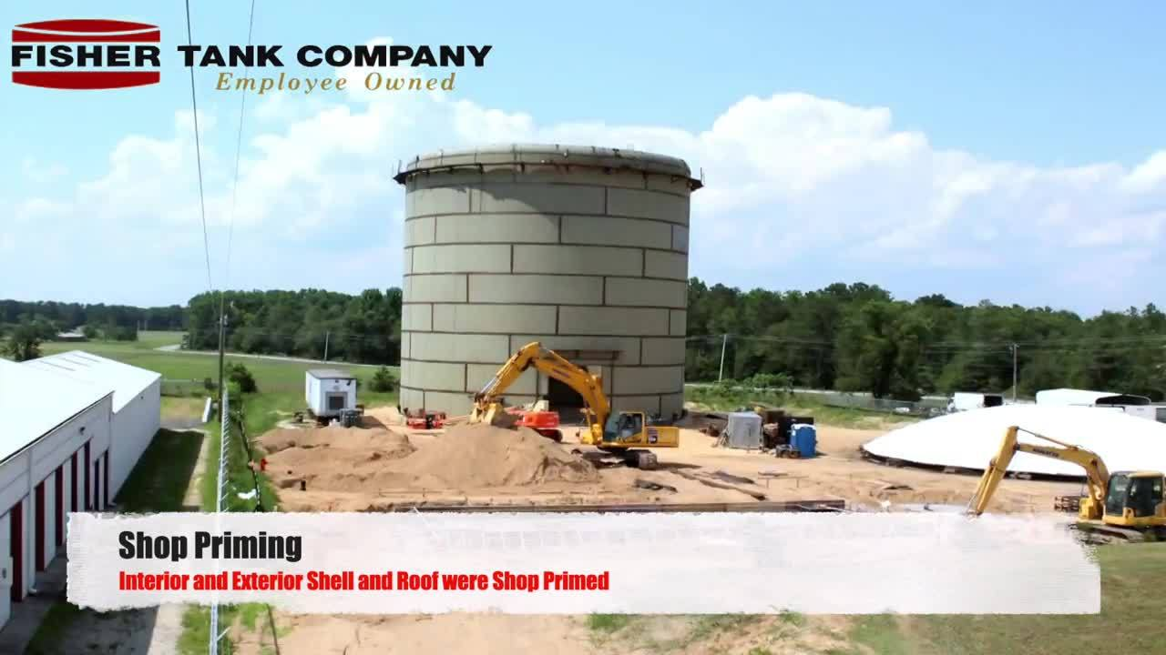 Fisher Tank Company-Joint Municipal Water and Sewer Commission