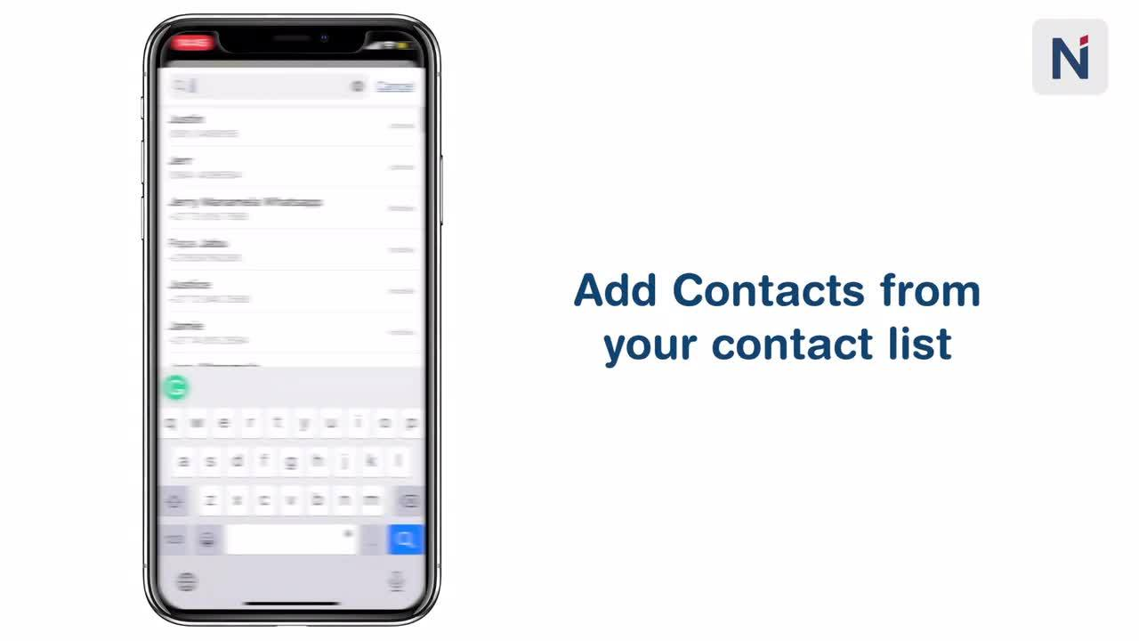 Adding emergancy contacts  2