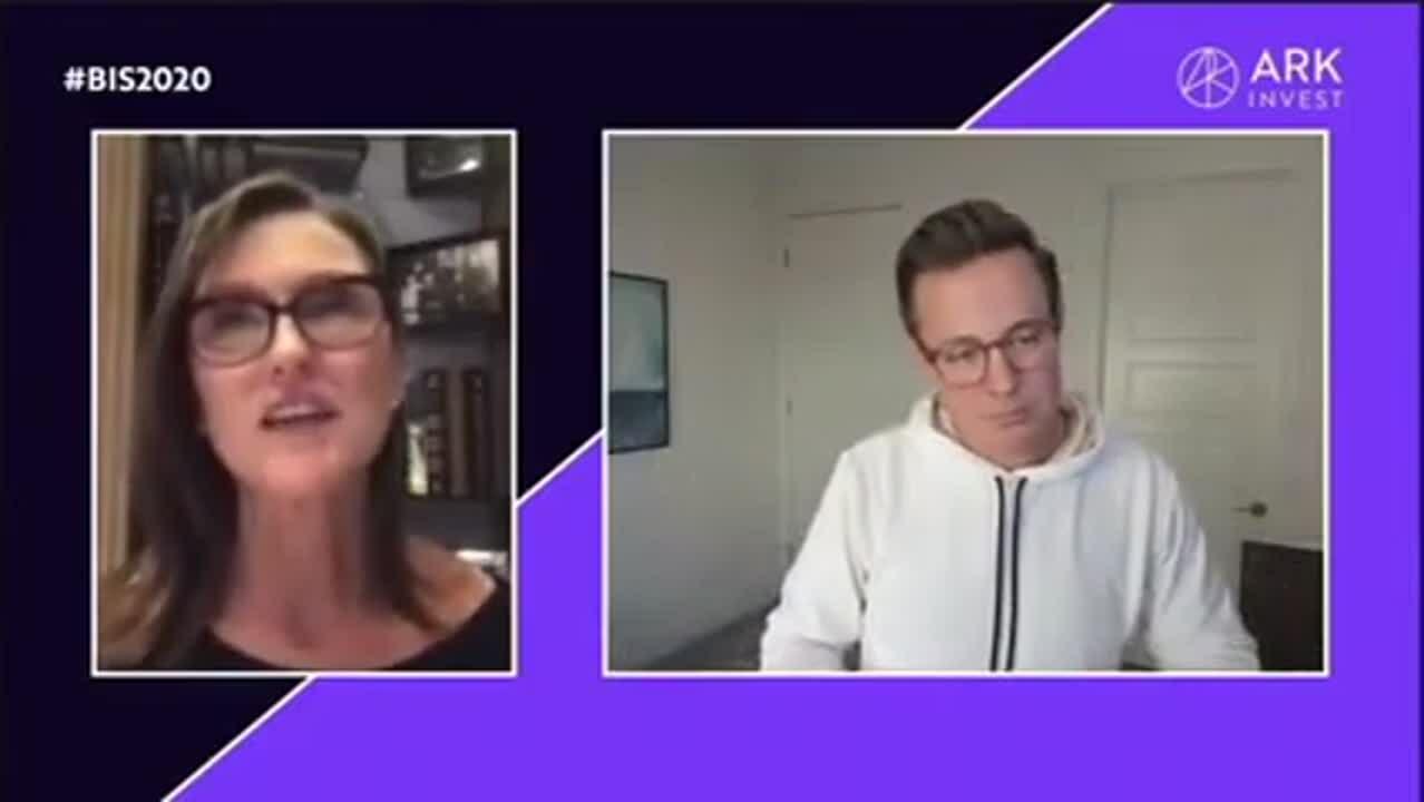 ARK Big Ideas Summit 2020 Q & A with Ryan Watt, Head of Gaming, YouTube.-1