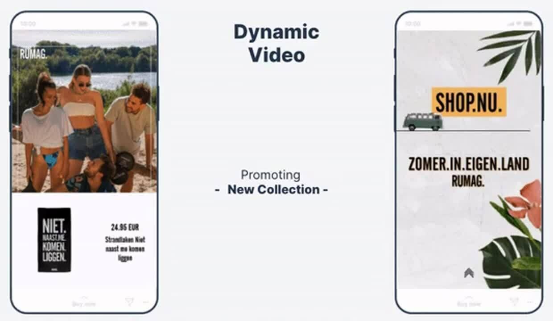 dynamic video