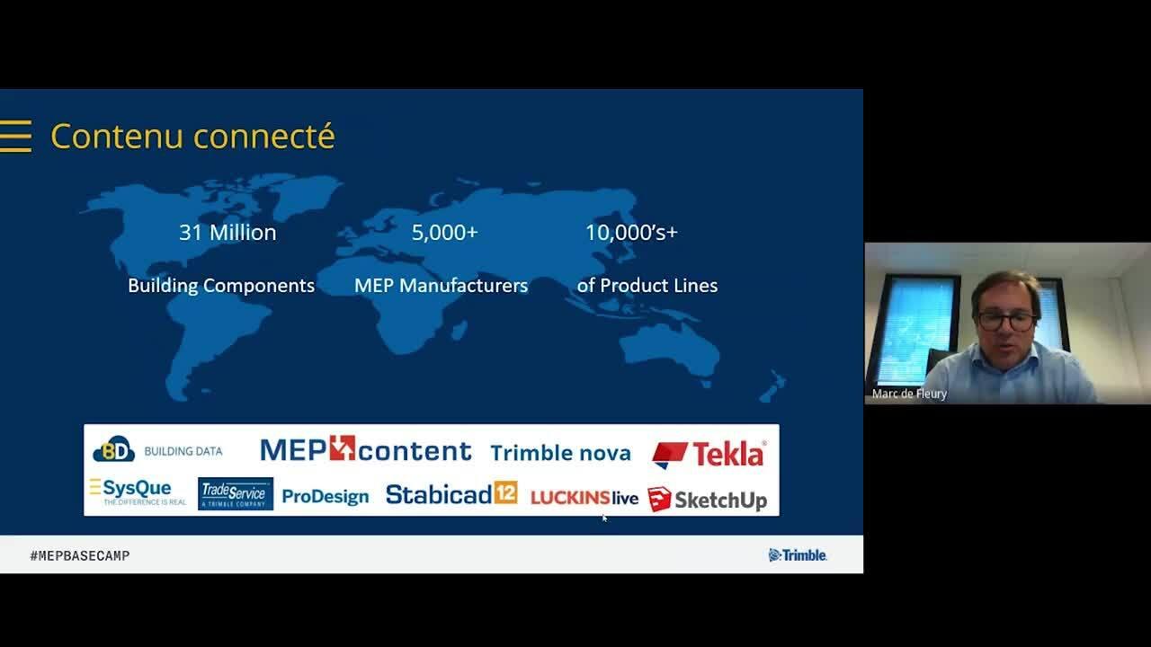 (20) MEPcontent Bibliothèque BIM pour les ingénieurs MEP