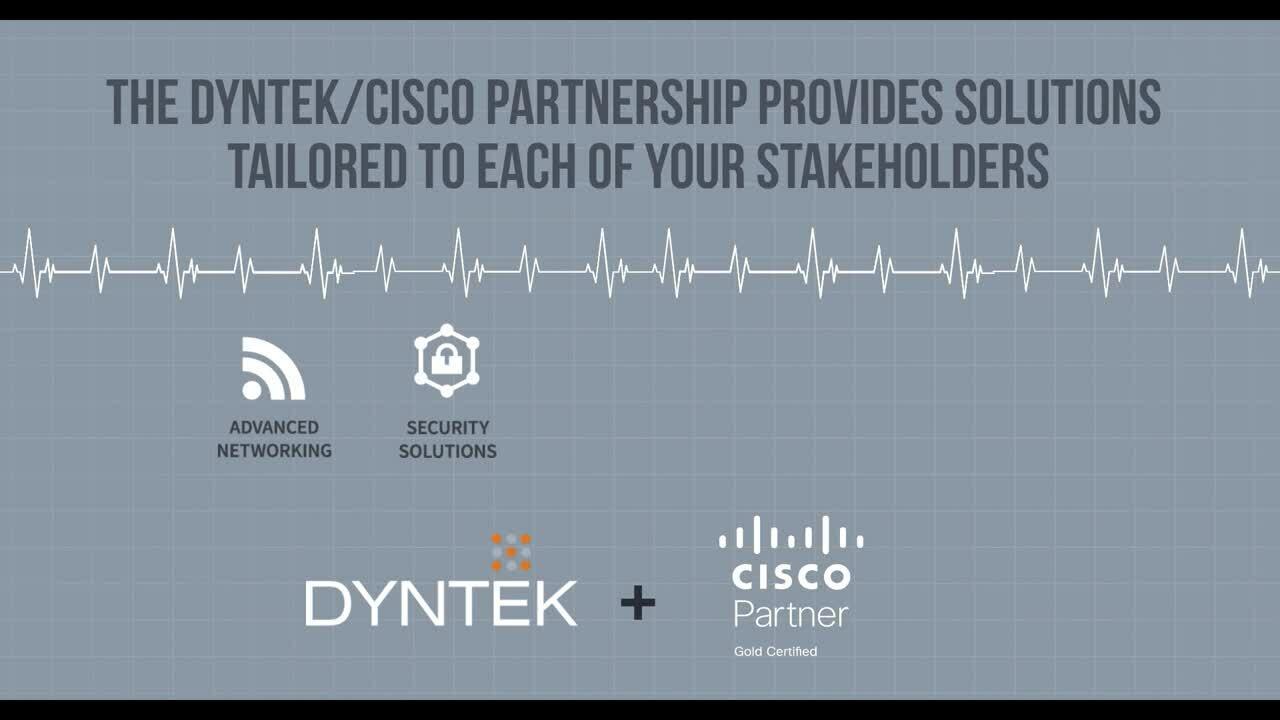 Cisco Healthcare Journey