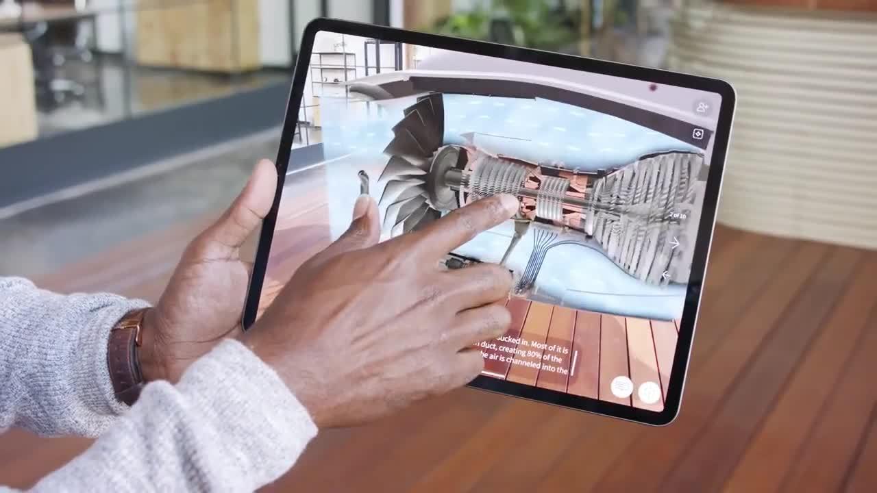 JWPro product demo video clip 5sec