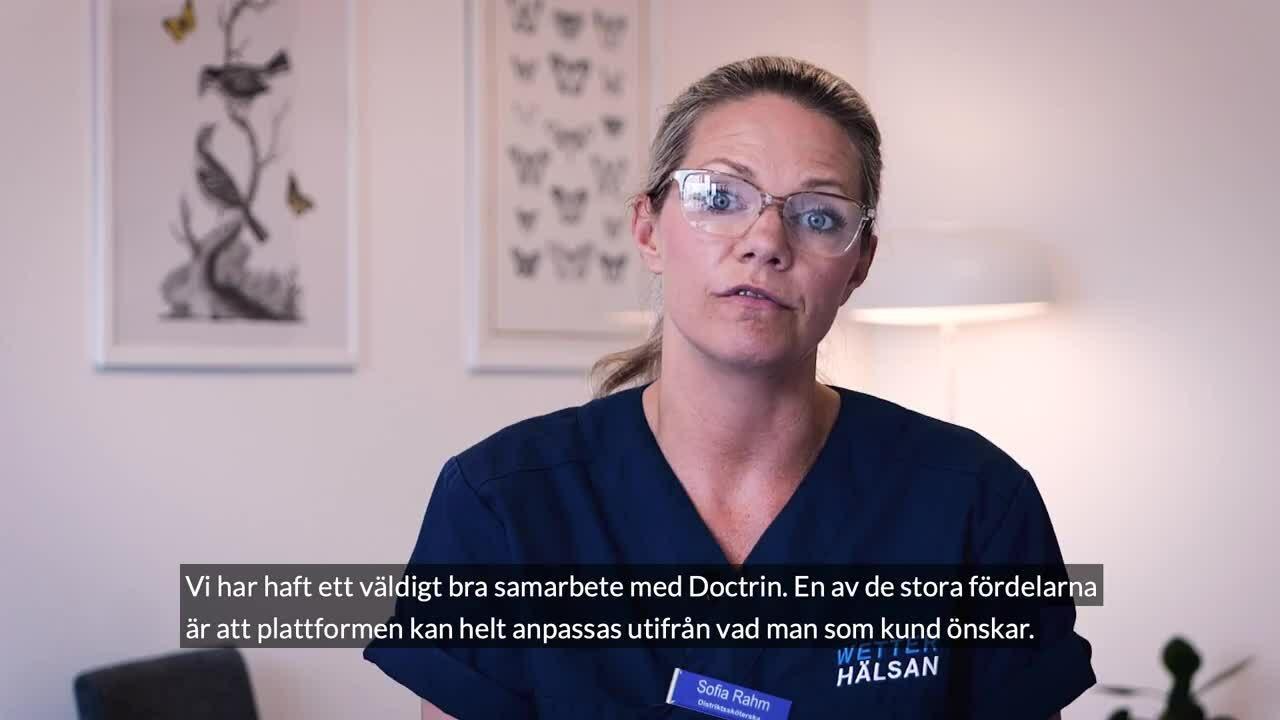 Interview with Wetterhälsan - with Swedish subtitles-1