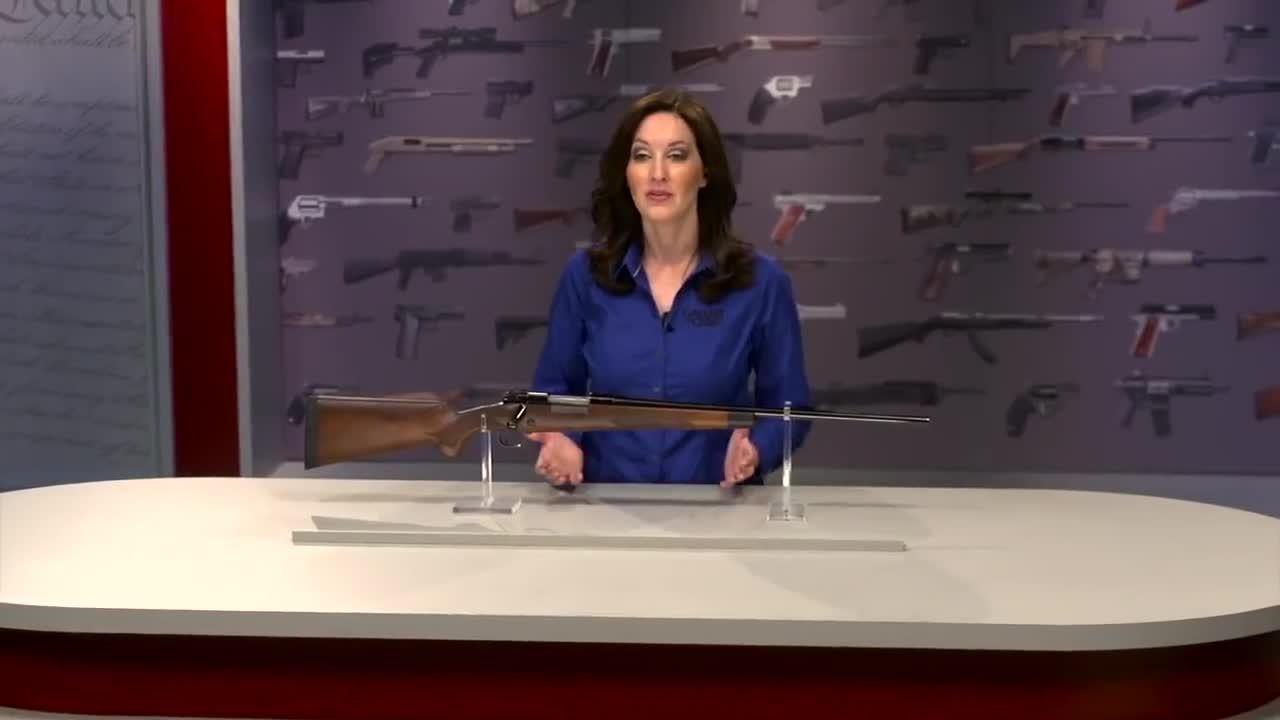 Gallery of Guns TV - Winchester Model 70 Super Grade