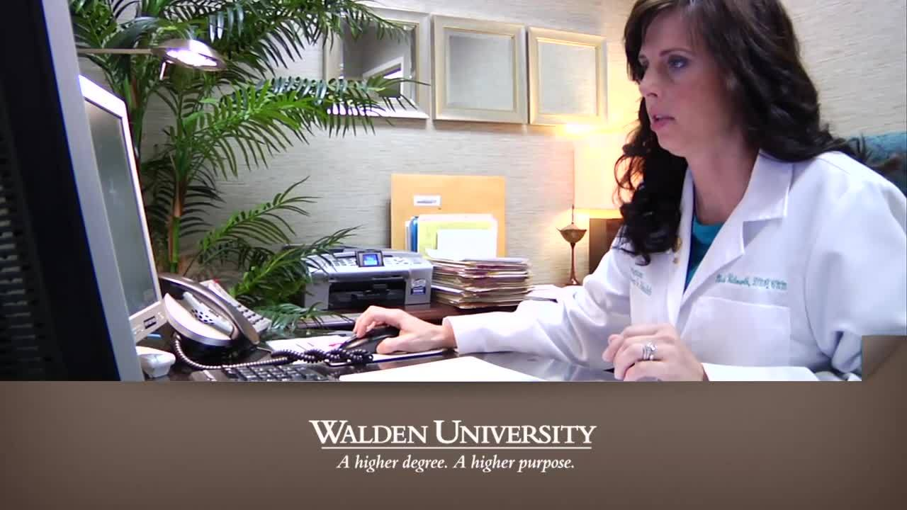 Discover Waldens School of Nursing