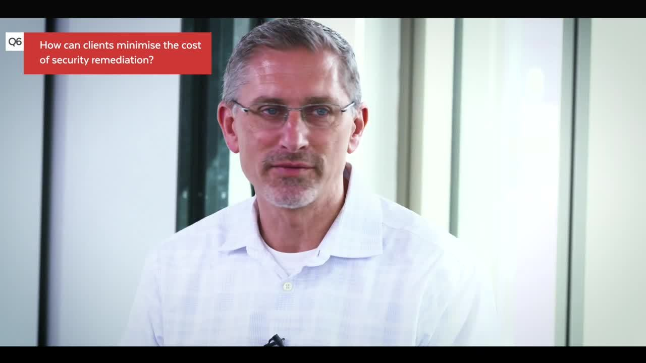 TK Video 6 How can clients minimise the cost