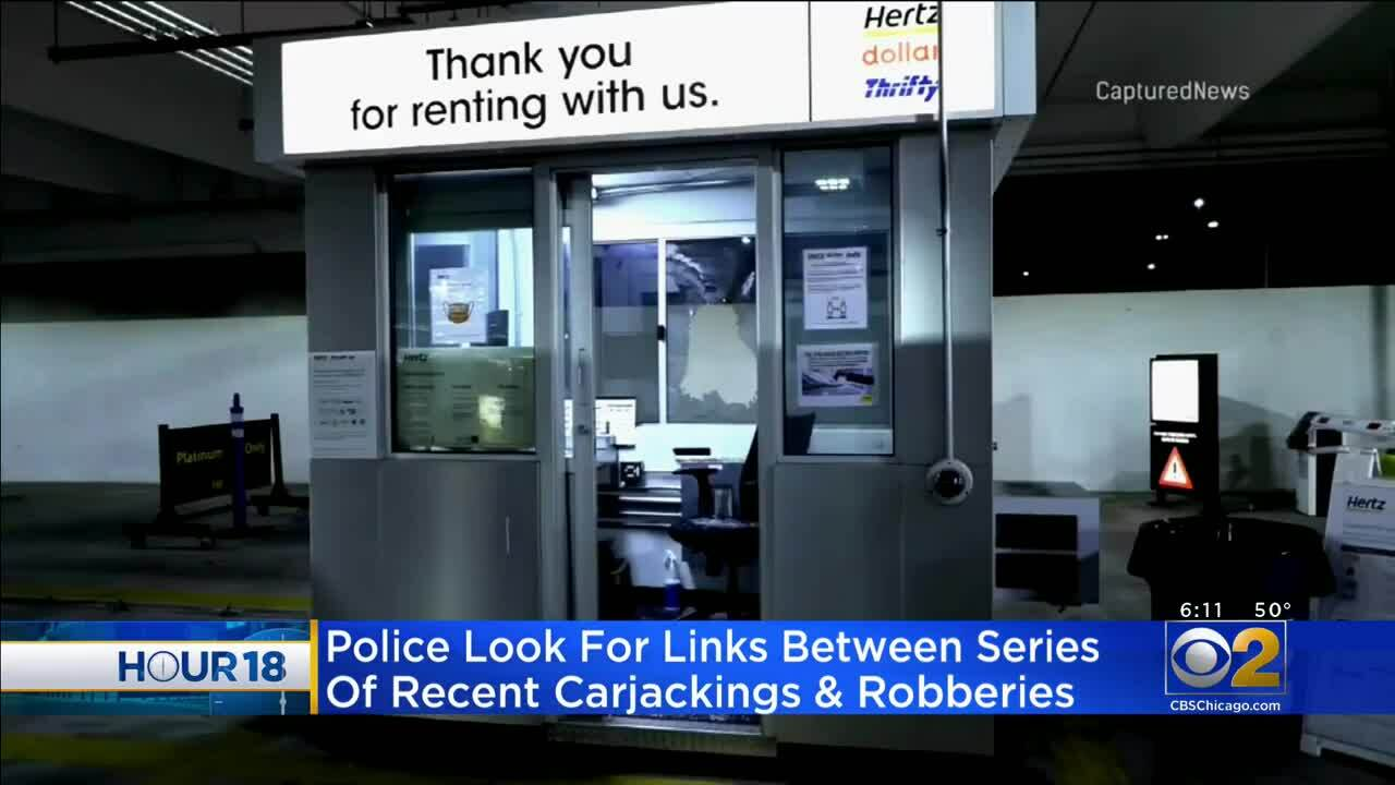 GPS In ATM Leads To 5 Arrests In String Of Burglaries