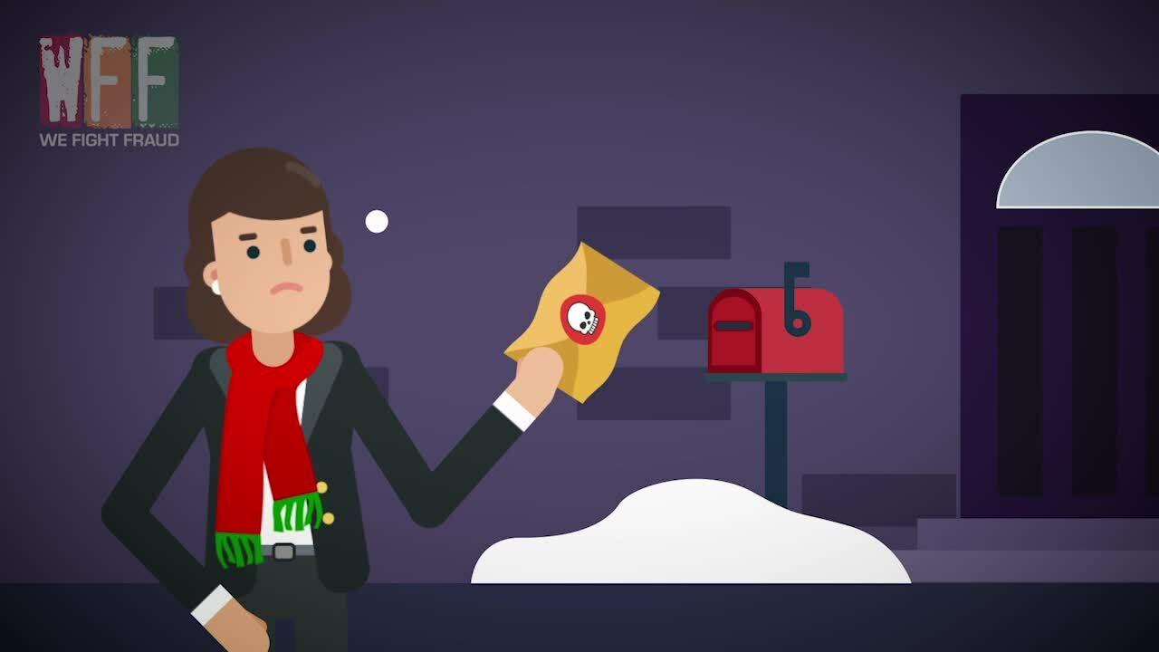 Twelve Frauds of Christmas Day 9