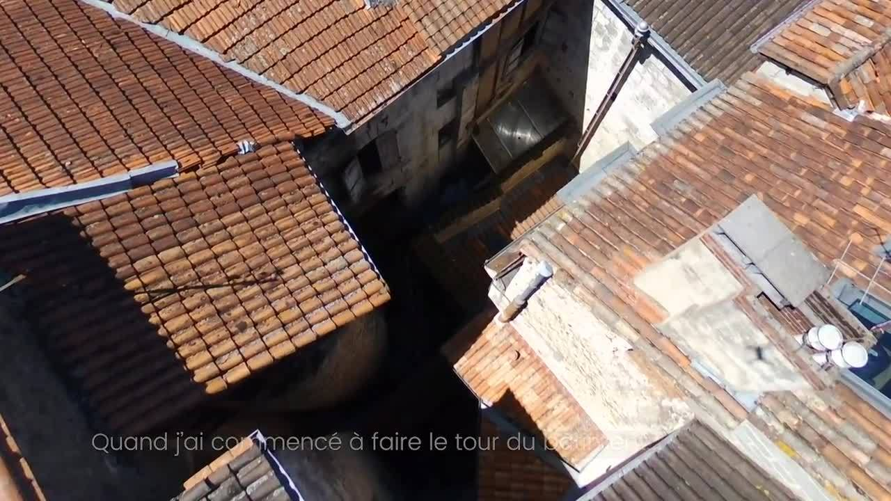 Vidéo anecdote drone Cyril Guy