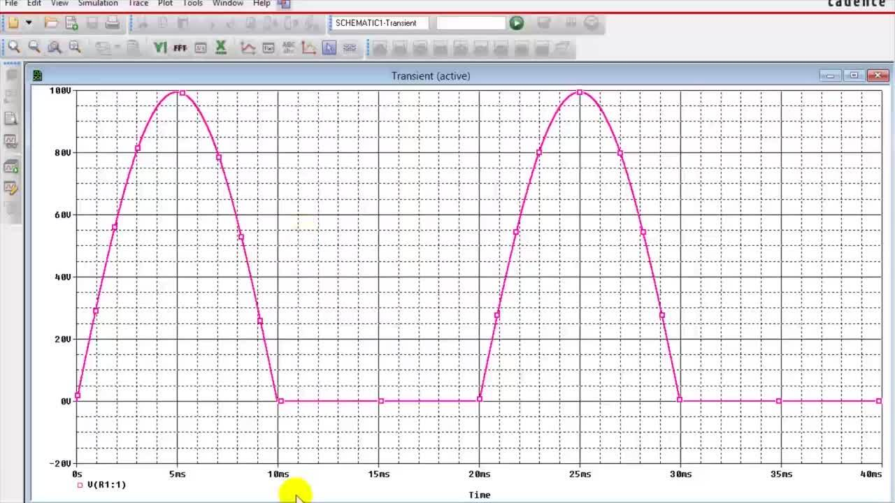 Voltage Smoothing and Filtering With a Capacitor