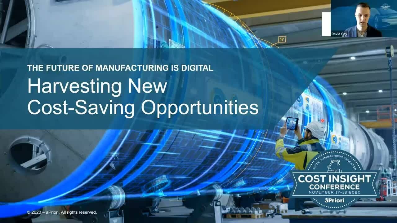 How to Harvest New Cost-Saving Opportunities | Cost Insight Conference 2020 CNHi Case Study
