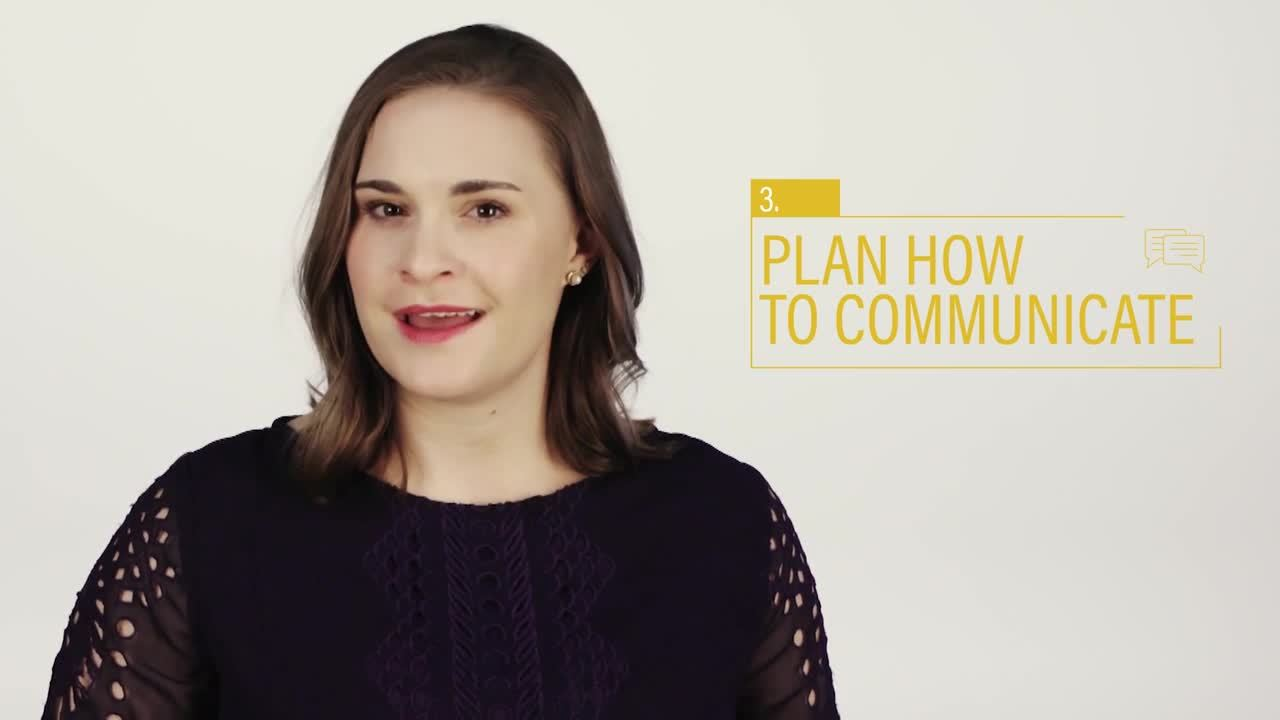 Watch this video to learn how best to communicate open enrollment to minimize confusion.