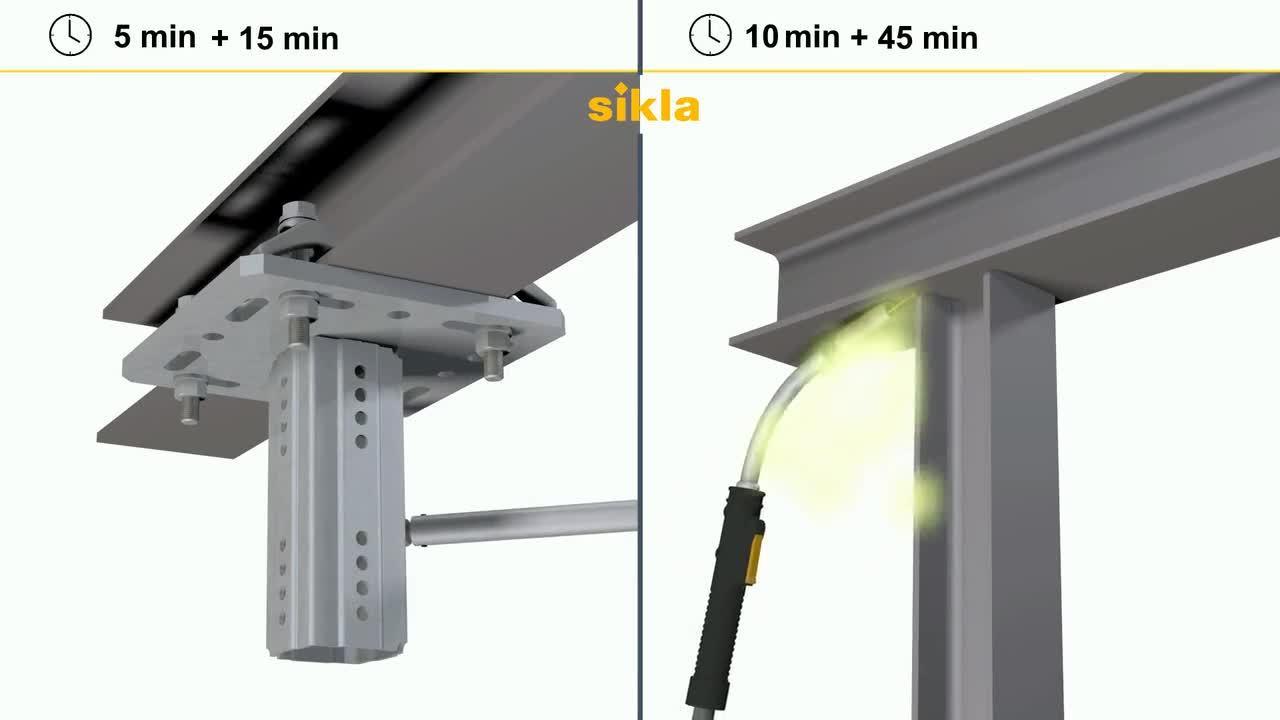 benefits of siFramo modular steel