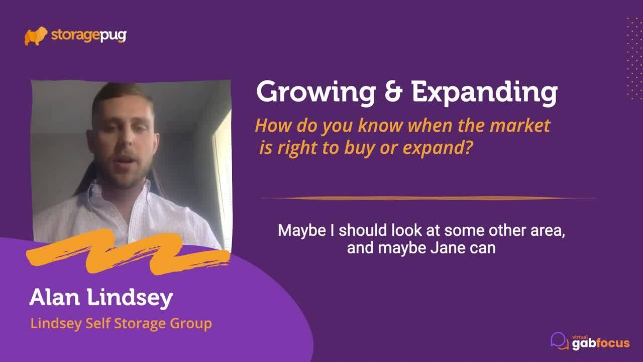 Growing & Expanding - Spotlight 1 - Video