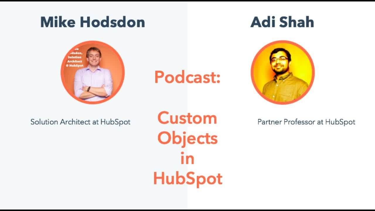 HodsdonPodcastCustomObjects