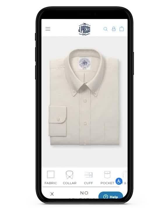 J.Press Button Down Shirt - 1080x1350 - 4-5