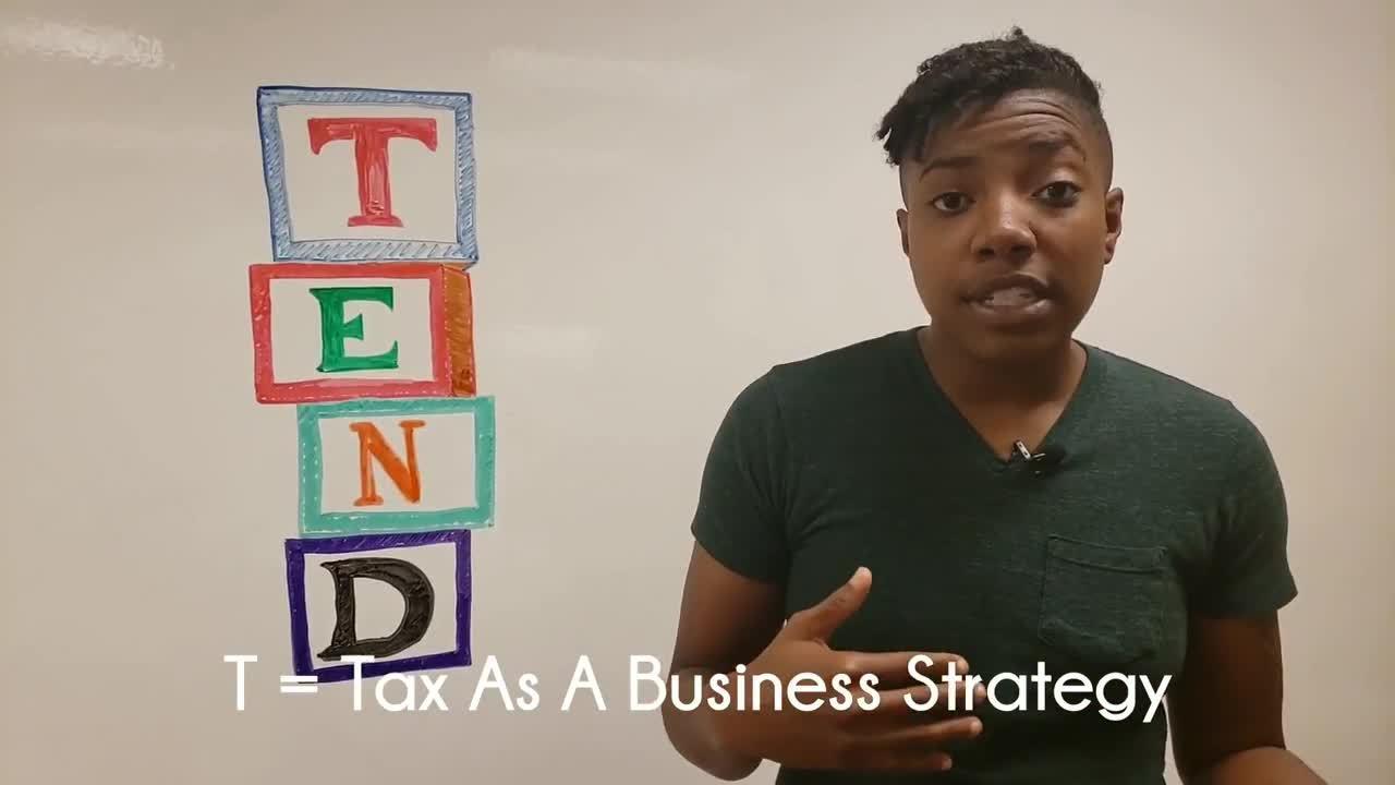 LMP - Tax Savvy Entrepreneur