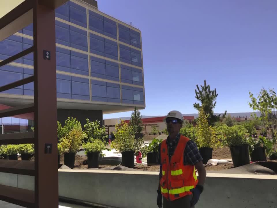 BarkerBlue Tours New Stanford Hospital