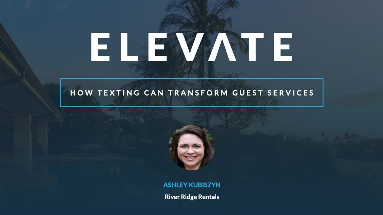 How Texting Transforms Guest Services