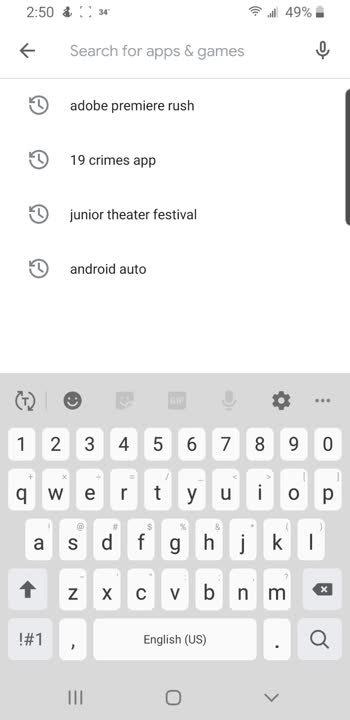 AndroidPlayStore