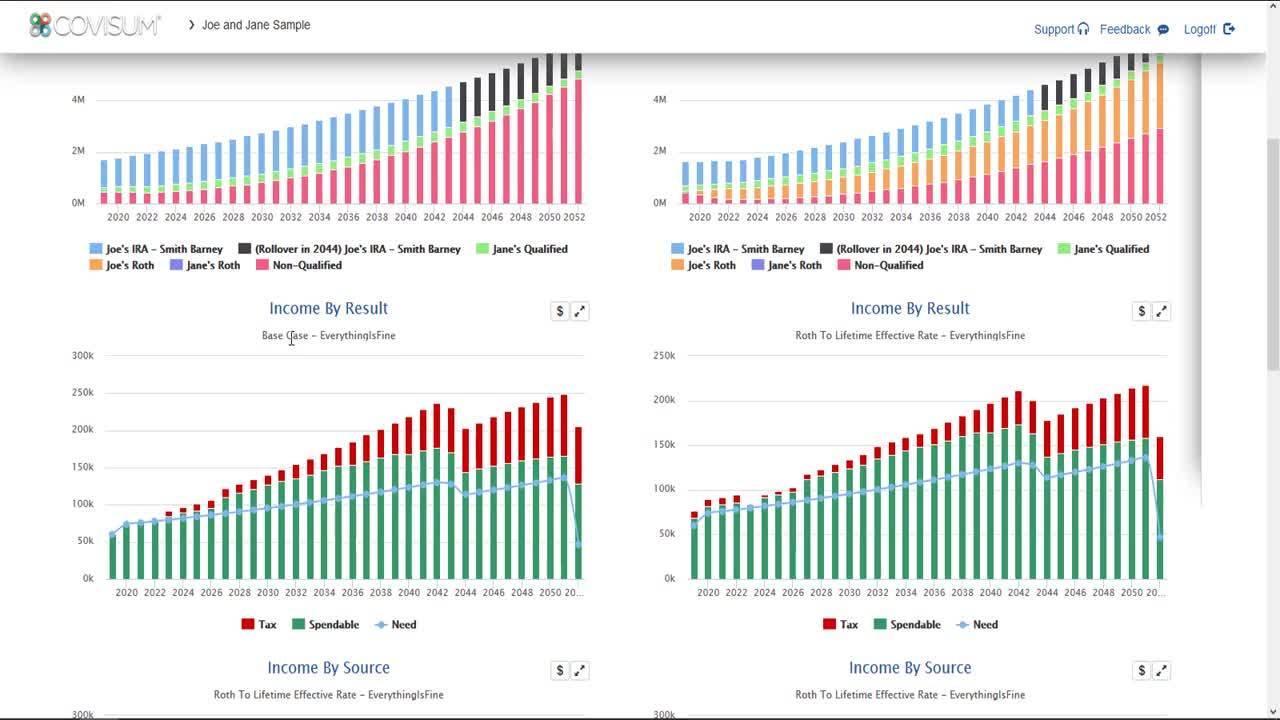 Income Insight - Compare - V2