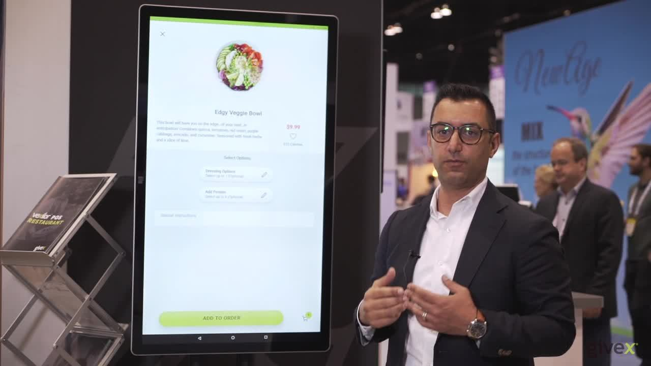 NRA 2019 - Mos Demo Fast Casual