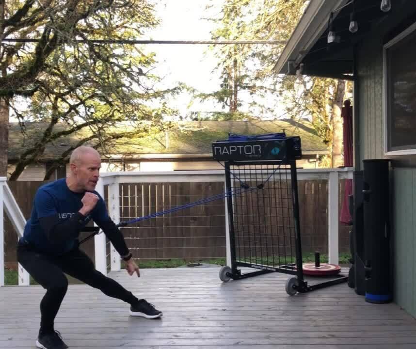 Raptor Blog Step Lateral Lunge w Balance