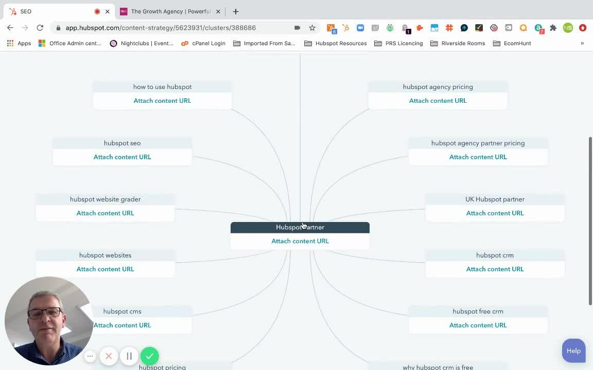 The Growth Agency _ Hubspots SEO Planning and Recommendations Tool